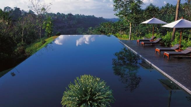 ALILA UBUD HOTEL - BALI, INDONÉZIA