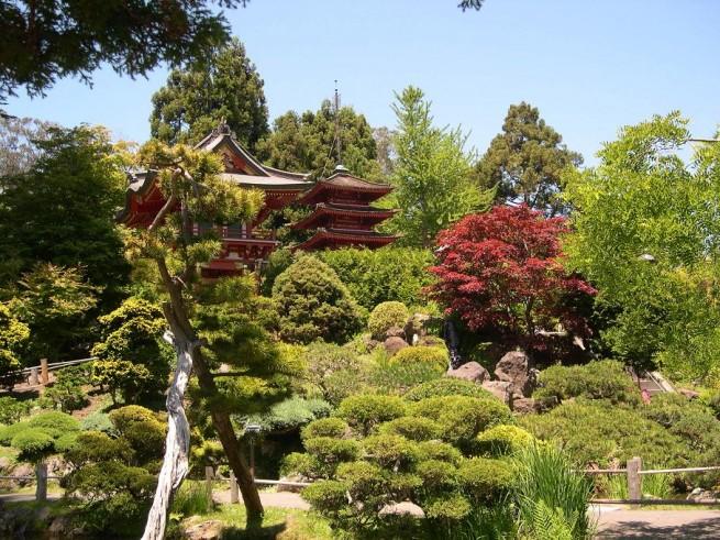 JAPÁNKERT e1303282457707 A japánkert művészete