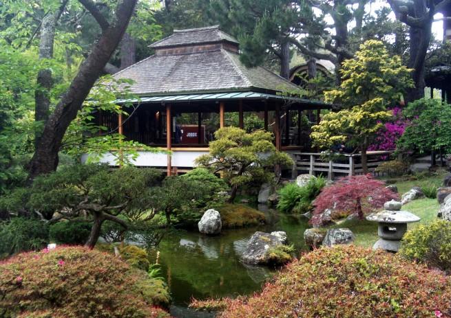 TEAKERT e1304853700490 A japánkert művészete