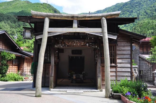 TORII KAPU NARAI OMIVA SZENTÉLY e1304845422416 A japánkert művészete