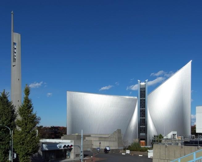 Tokyo Mária Katedrális