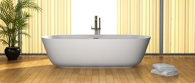 inspiration bath banner1 Laminált parketta vízálló formában