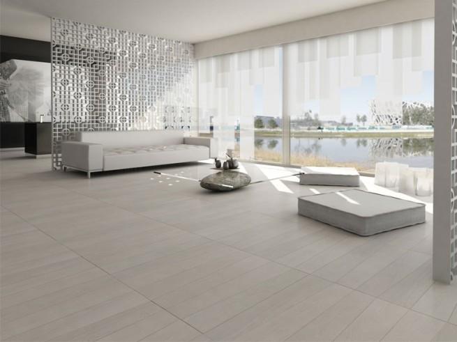 INOUT-HOME / fehér padló