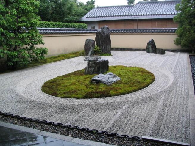 INOUT-HOME / zen garden