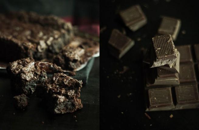 1 e1347429497876 Csokoládés brownie