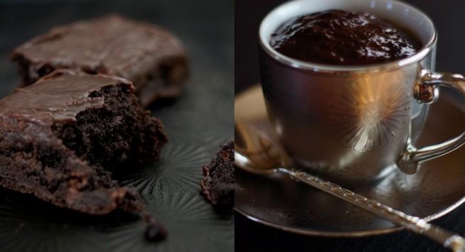 3 e1347428326464 Csokoládés brownie