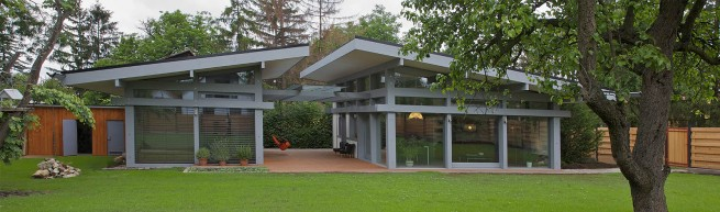 INOUT-HOME / kortárs építészet - élmény építészet