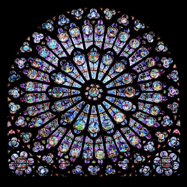 gótikus francia katedrálisok / INOUT-HOME