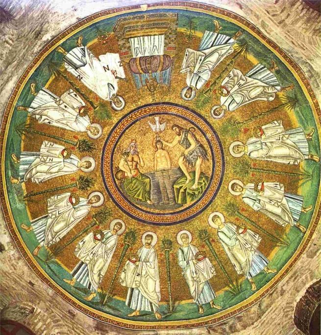 ravenna mozaik