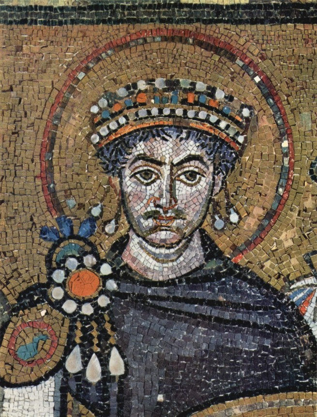ravenna bizánci mozaik, üvegmozaik