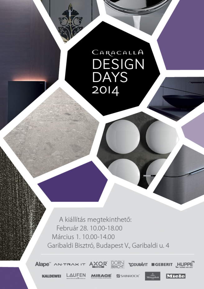 CARACALLA DESIGN DAYS