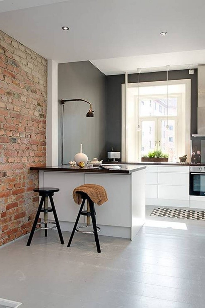 Great Design Ideas For Small Kitchens ~ A legapróbb konyha ami lehet quot nagy inout home