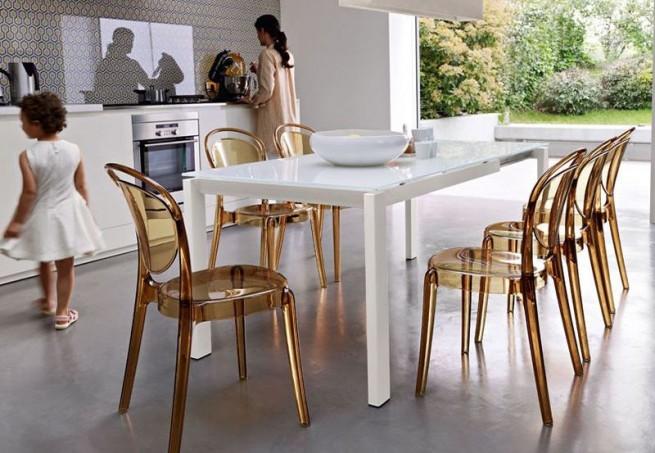 konzol/étkezőasztal