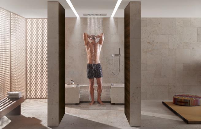 Dornbracht, Comfort Shower