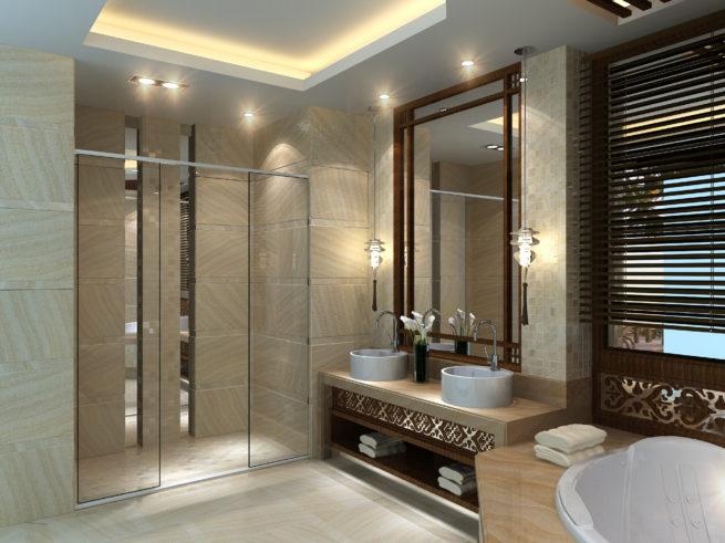 3D fürdőszoba tervezés a legapróbb részletekbe menően - Inout-Home