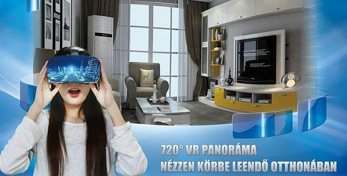 VR szemüveg a lakberendezésben