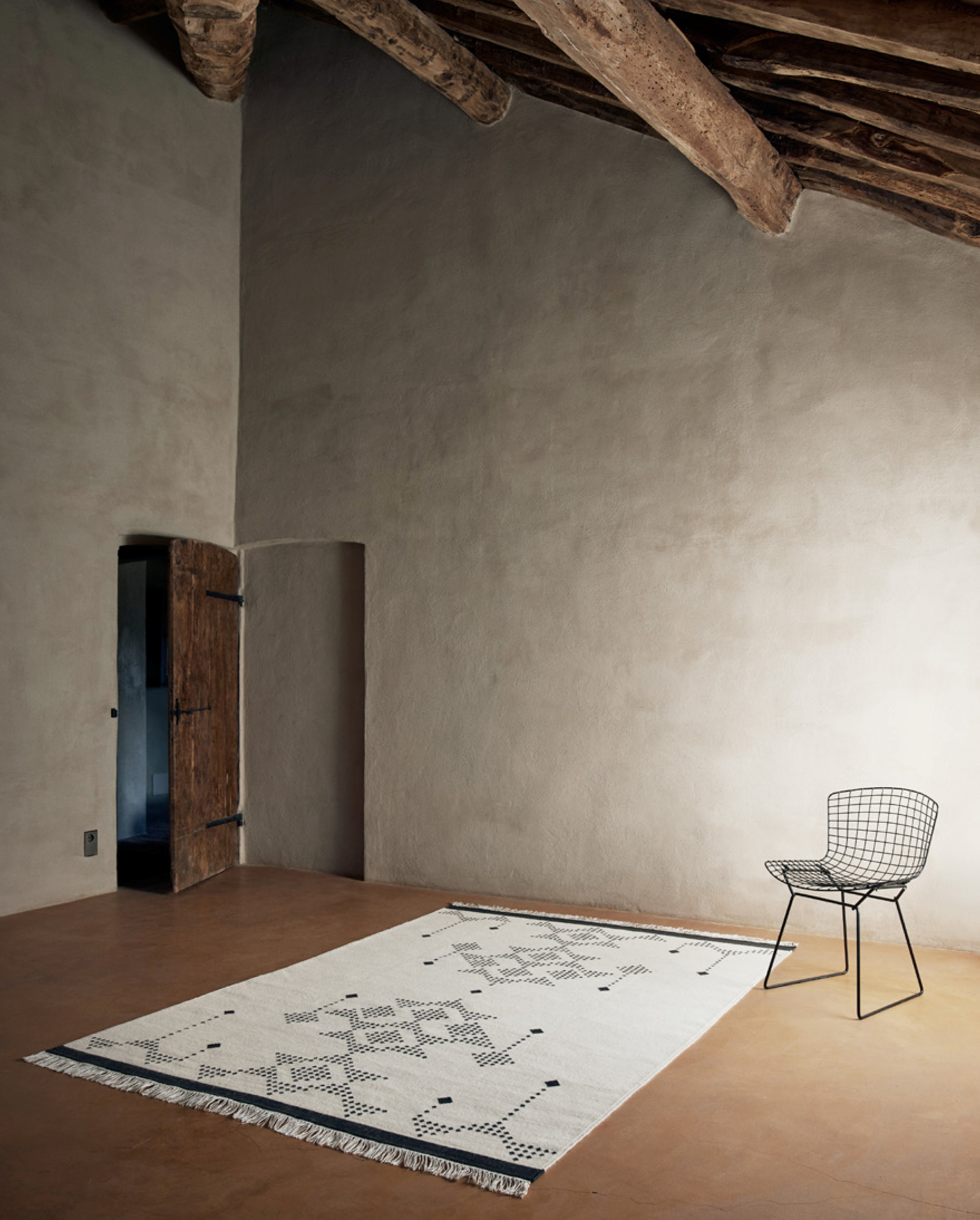 ID Design - természetes alapanyagú kézi szövésű szőnyeg