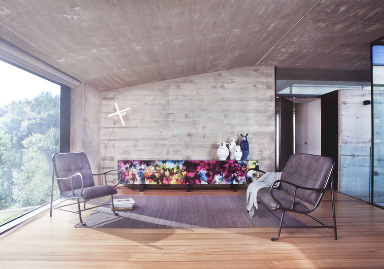 Barcelona Design - Cristian Zuzunaga - Dreams Cabinet
