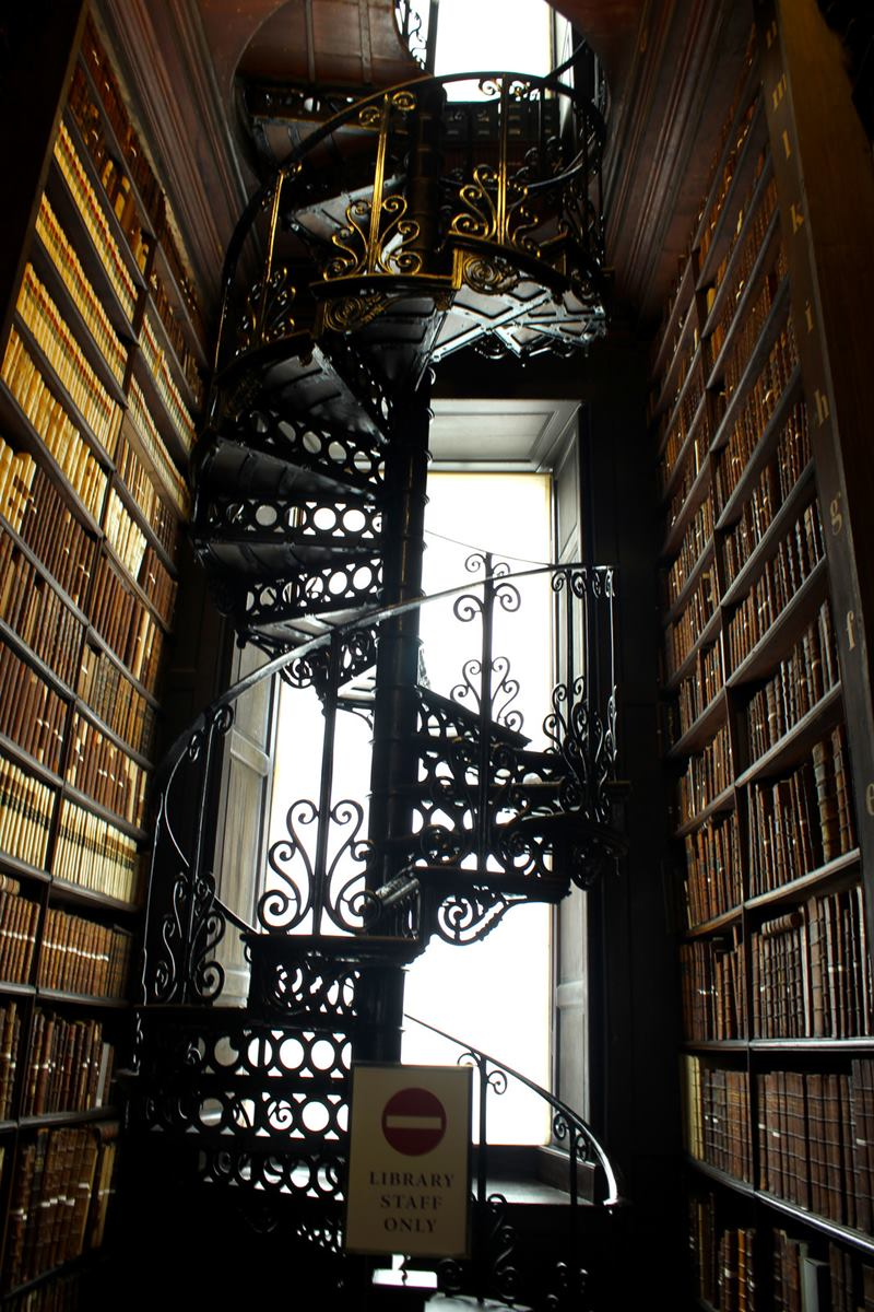 Trinity Collage - Old Library, Dublin