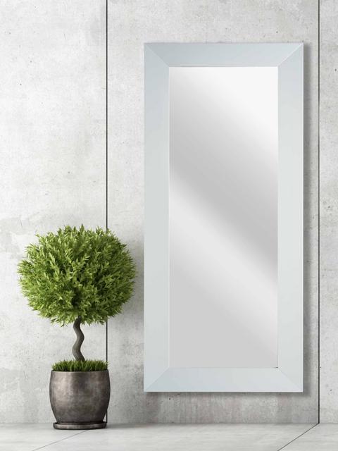 modern megjelenésű tükör radiátor