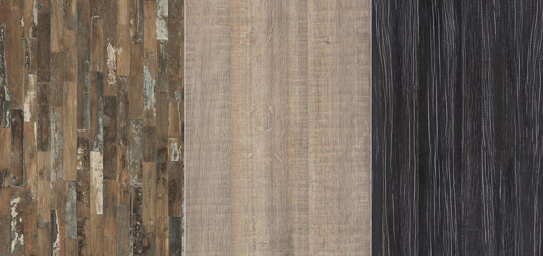 EGGER konyhai mu8nkapultok: m 1./ H110 ST9 - Sealand Pine., 2./ H1150 ST10 - Grey Arizona Oak, 3./ H110 ST9 - Sealand Pine