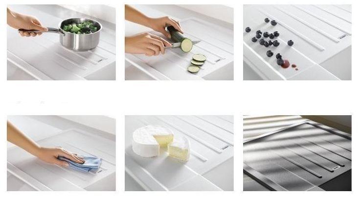 Blanco kerámia mosogatómedence