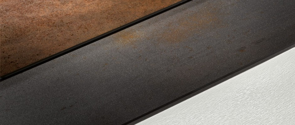 KERLITE - Metal / Corten, Iron, Platinum