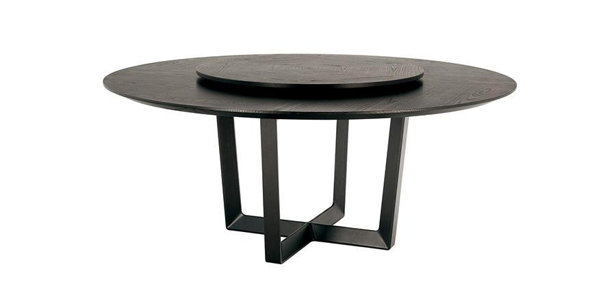 POLTRONA FRAU - Bolero / Lazy Susan asztal