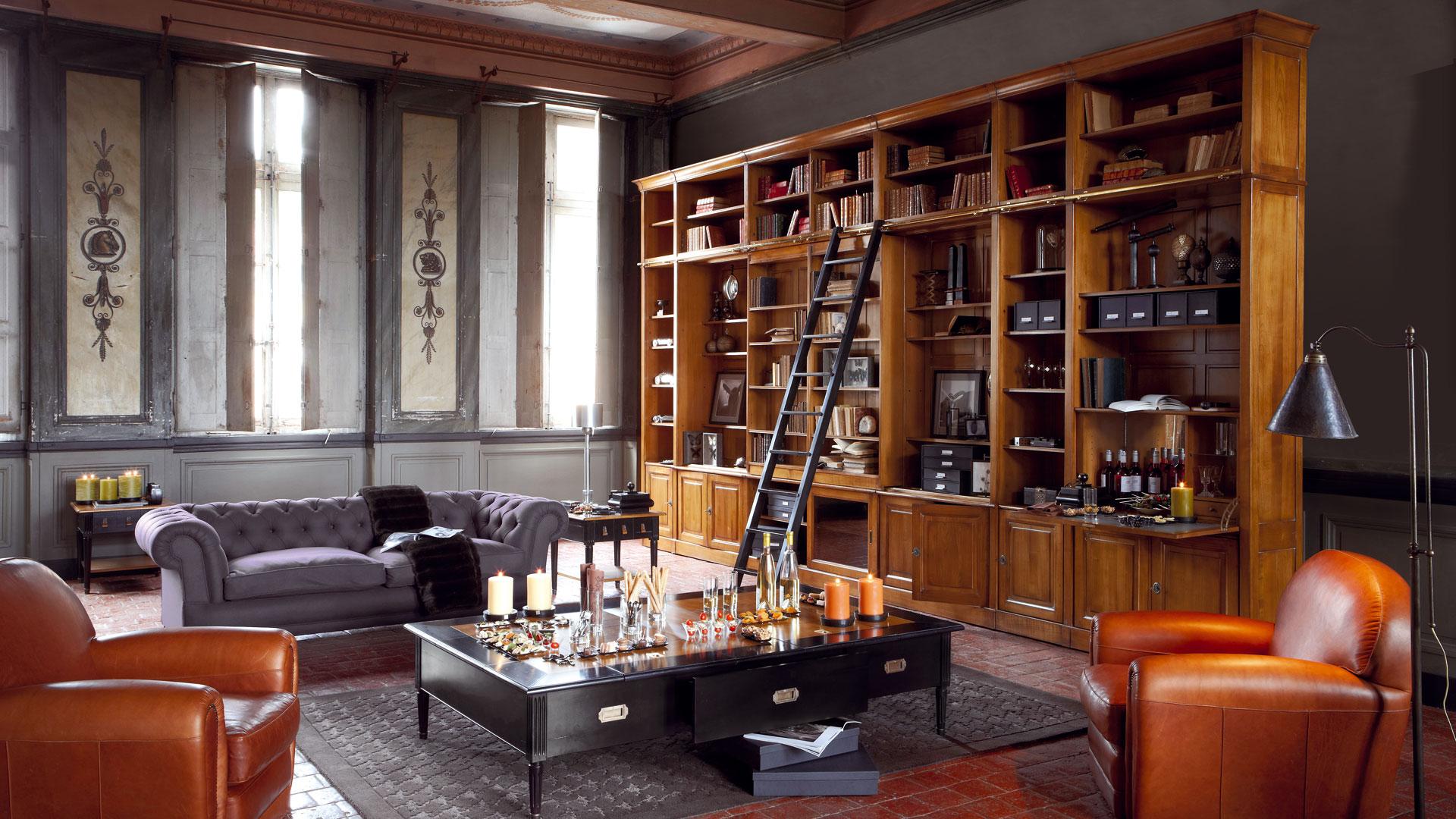 GRANGE DIRECTOIRE nappali bútor kollekció
