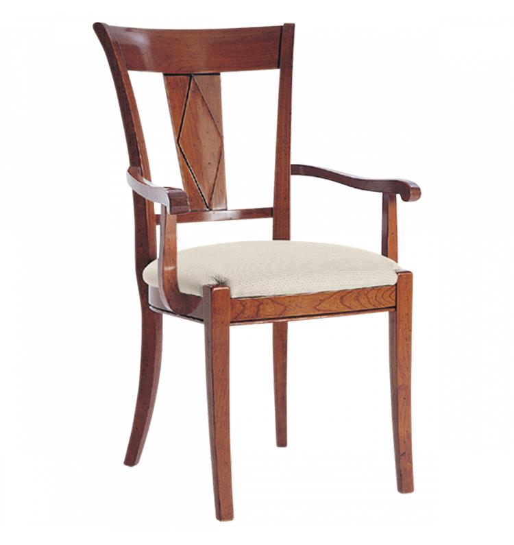 GRANGE DIRECTOIRE karfás szék