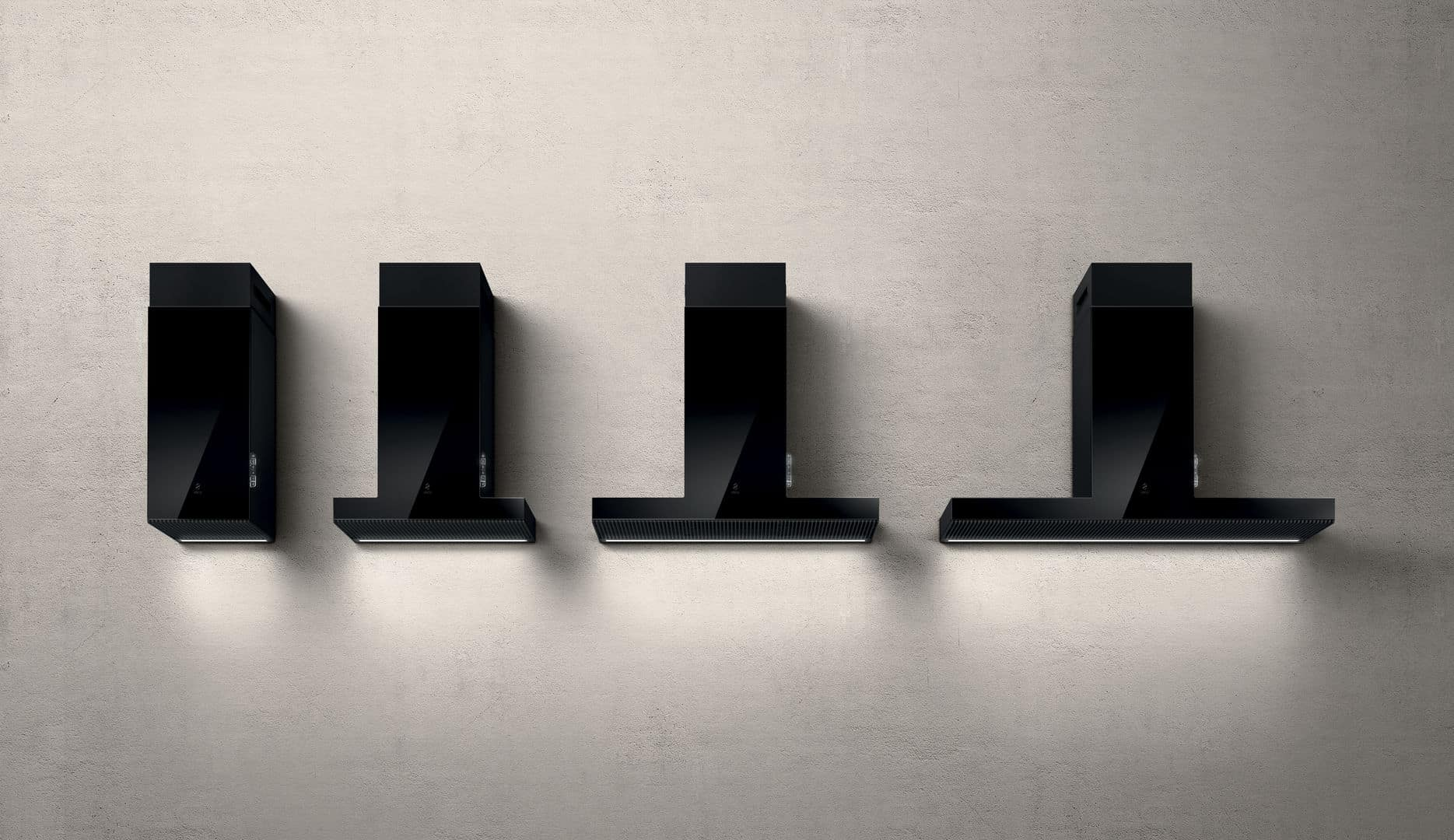 HAIKU fali páraelszívó: 32, 60, 90 és 120 cm