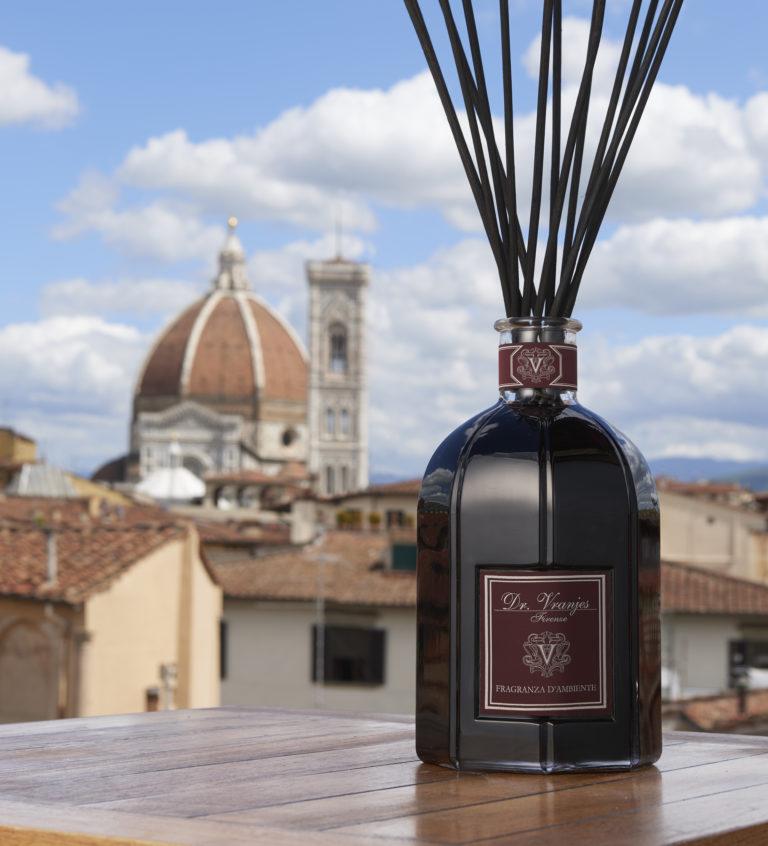 Rosso Nobile KOLLEKCIÓ illat, diffúzoros, pálcikás formában - azonnal kapható