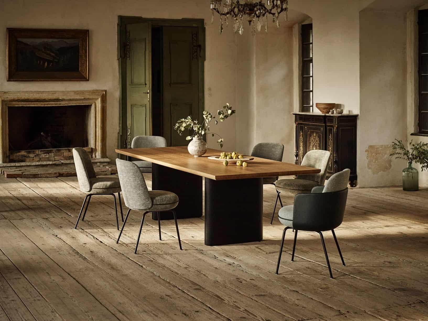 Wittmann - Merwyn asztal és székek